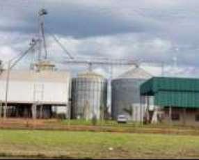 Silo en Tavapy Alto Paraná