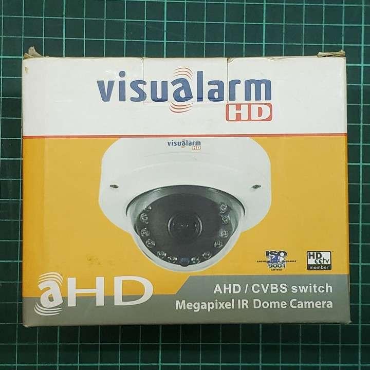 Cámara Visualarm HD Megapixel IR Domo - 0