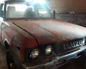 Isuzu Pick Up 1980 diésel