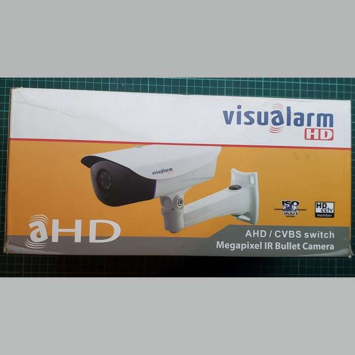 Cámara Visualarm HD Megapixel IR Bullet - 0