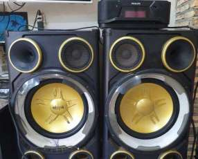 Equipo de sonido Philips