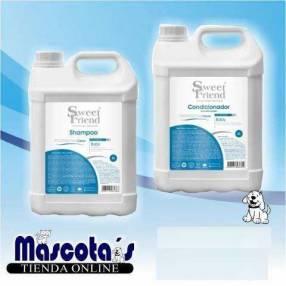 Shampoo acondicionador mascotas 5 litros