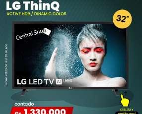 Smart TV LG Thinq 32