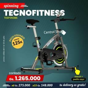 Spinning TecnoFitness 125k