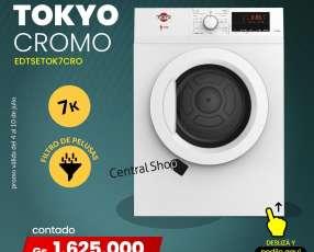 Secarropas Tokyo Cromo 7k