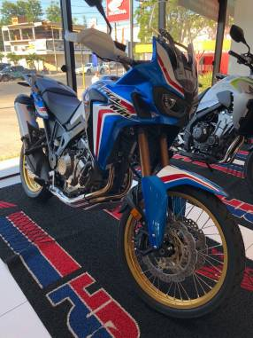 Moto Honda CRF 1.000 L - África Twin
