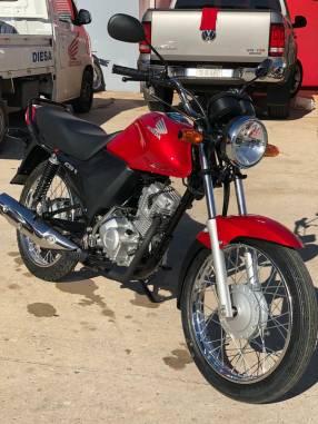 Moto Honda CB1 125 ES