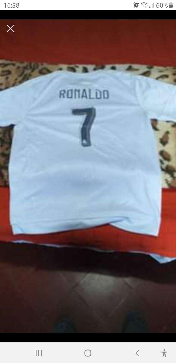 Camiseta del Real Madrid - 1