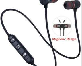 Auricular sport inalámbrico magnetic bluetooth