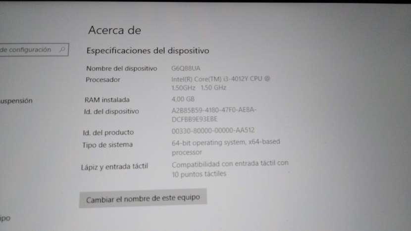 Nobebook HP Split X2 semi nueva - 0