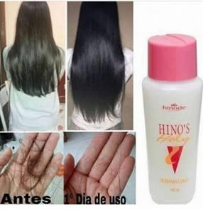 Óleo para el cabello Hino's de Hinode