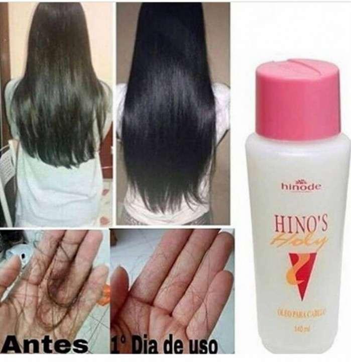 Óleo para el cabello Hino's de Hinode - 0