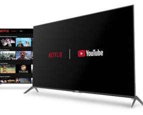 Smart tv 4k Aiwa 65 pulgadas con auricular de regalo