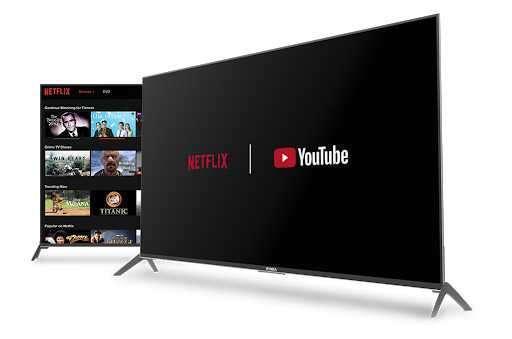 Smart tv 4k Aiwa 65 pulgadas - 0