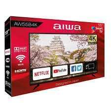 Smart tv 4k Aiwa 55 pulgadas - 1