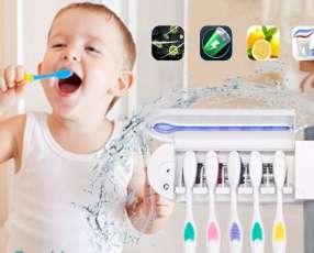 Dispensador esterilizador dental