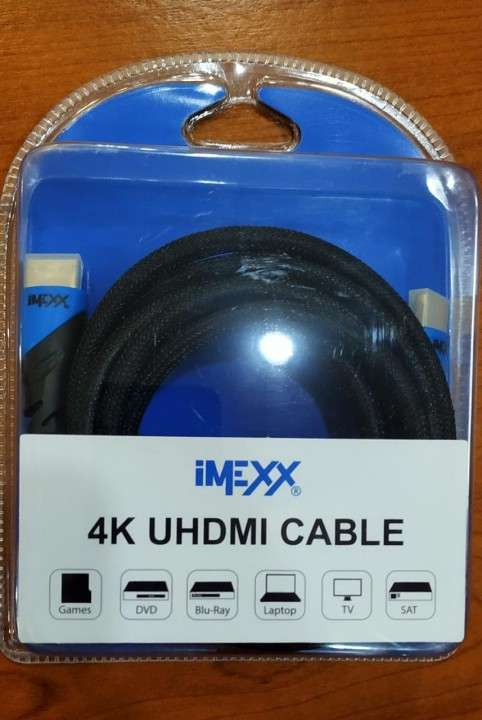 Cable UHDMI 4K IMEXX - 0