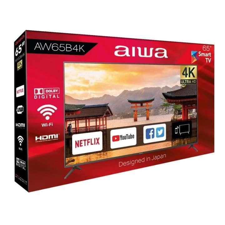 Smart tv 4k Aiwa 65 pulgadas - 1