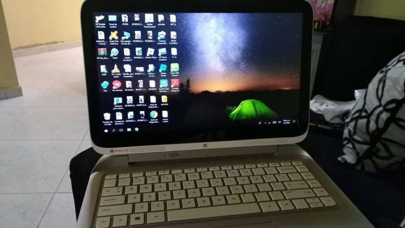 Nobebook HP Split X2 semi nueva - 1
