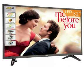 TV JAM 32 pulgadas LED HD Ultra Slim