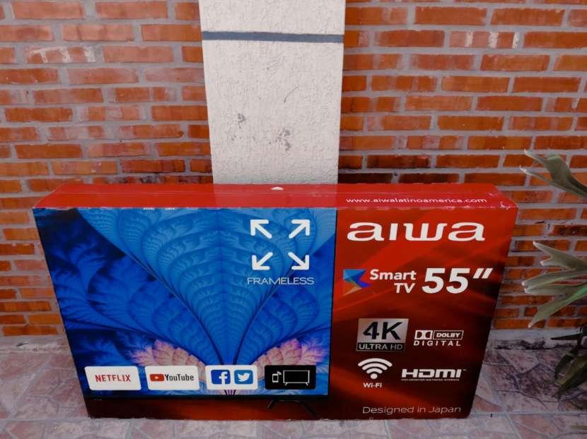 Smart TV Aiwa 55 pulgadas 4K - 0
