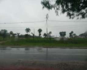 Terreno sobre ruta 1 en ita km35