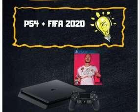 PS4 y Fifa 2020