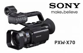 Filmadora Sony PXW-X70