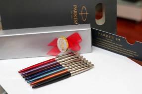 Bolígrafos y lapiceros Parker con grabados