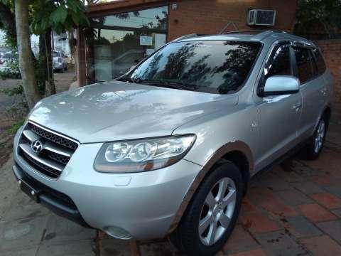 Hyundai Santa Fe 2006 chapa definitiva en 24 Hs
