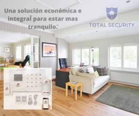Kit de Alarma + Cámaras de Vigilancia (CCTV)