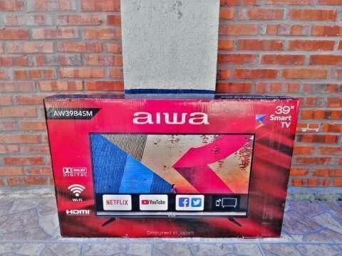 Smart tv Aiwa 39 pulgadas full HD 1080p - 0