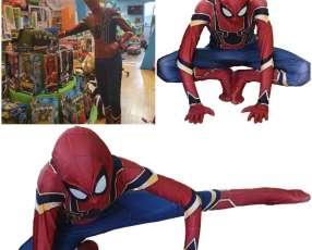 Traje Spiderman Unisex