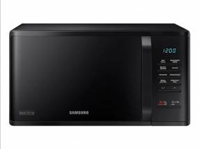 Microondas Samsung 23L Black Edition