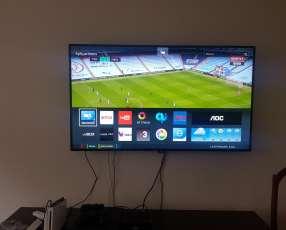 Televisor TV SMART AOC de 55
