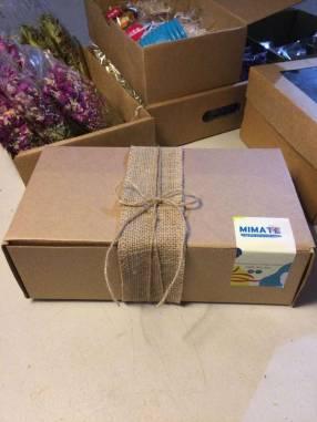 Cajas de regalos personalizados para apasionados del mate y tereré