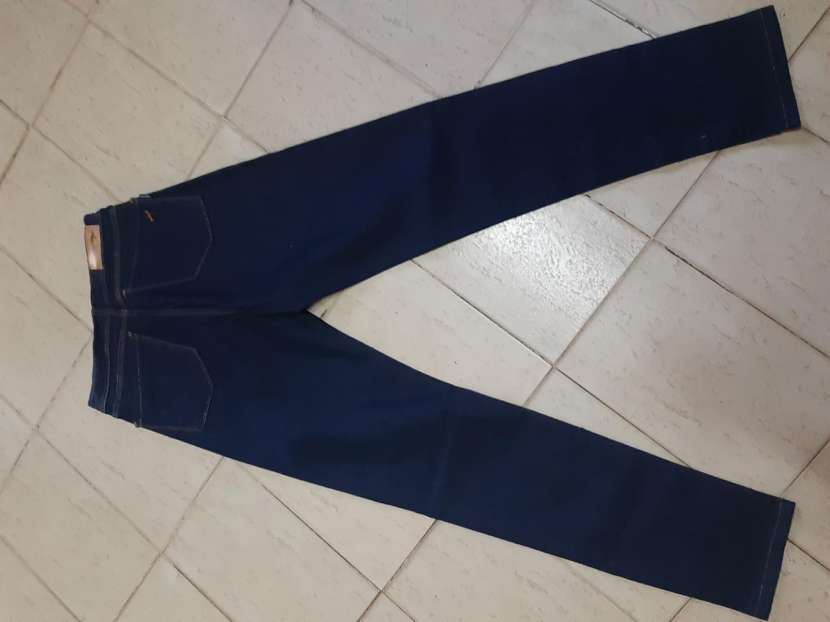 Buzo adidad original y pantalon baquero para dama - 3