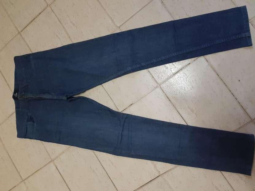 Buzo adidad original y pantalon baquero para dama - 4