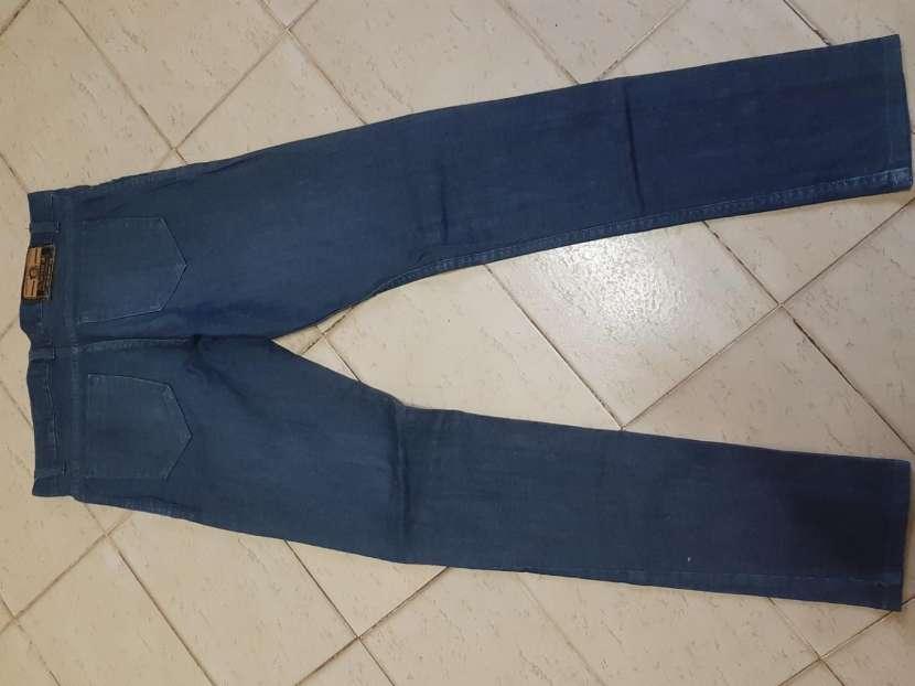 Buzo adidad original y pantalon baquero para dama - 5