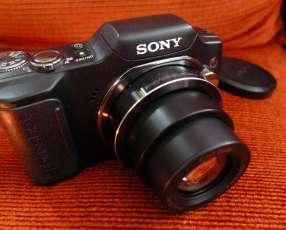 Cámara Sony DSCh20 filma HD 10X Zoom
