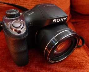 Cámara SONY dsc H300, 20.1 mpx, filma HD