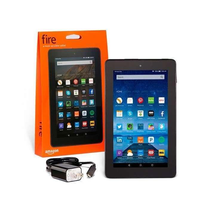 Tablet Amazon Fire 7 pulgadas - 0