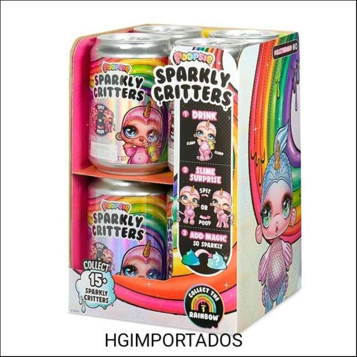 Popsie Sparkly Critters - 0