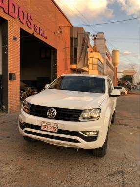 Volkswagen Amarok 2013 motor 2.0 biturbo 4x4 4Motion