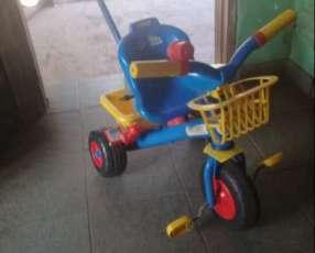 Triciclo pocoyo
