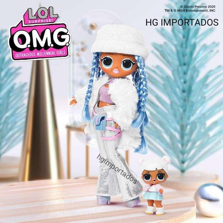 Lol OMG winter disco Snowlicious - 1