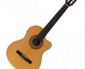 Guitarra acustica Freeman.