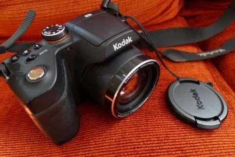 Cámara semi profesional Kodak z5010