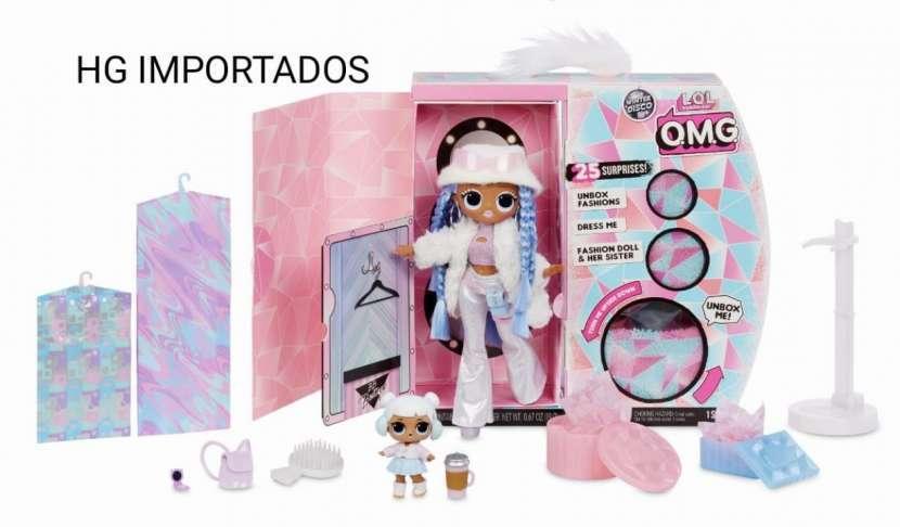 Lol OMG winter disco Snowlicious - 0