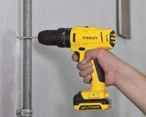 Taladro Percutor a batería 12V Stanley